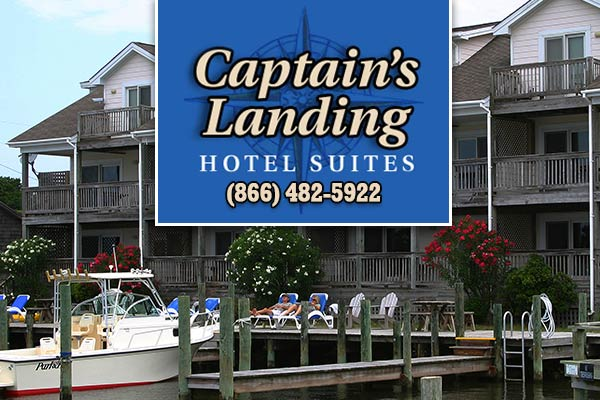 Captain's Landing Waterfront Inn