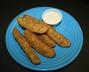Fried Pickles - Howard's Pub
