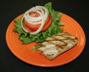 Grilled Mahi Mahi Sandwich - Howard's Pub