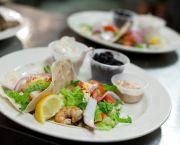 Seafood Tacos - Gaffer's Sports Pub