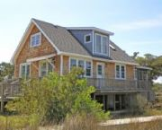 Canal Front. Great For Kayaking To Pamlico Sound - Blue Heron Realty -- Vacation Rentals