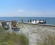 Two Story Waterfront - Blue Heron Realty - Vacation Rentals