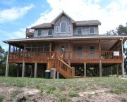 Modern Open Home - Ocracoke Island Realty - Vacation Rentals