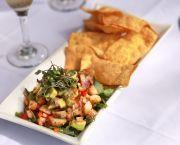 Scallop Ceviche - Dajio Restaurant