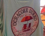 Ocracoke Tanks And Tees - Mermaid's Folly