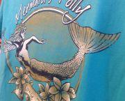 Mermaid's Folly T-Shirts - Mermaid's Folly