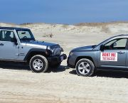 Rent A 4x4 Vehicle - Beach Ride Rentals And Watersports