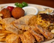 Blackbeards Seafood Feast - Ocracoke Oyster Company