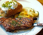 N.y. Strip Steak (10 oz.) - Jason's Restaurant