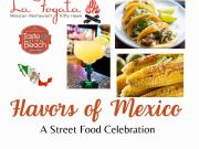 Flavors of Mexico, a Street Food Celebration - Taste of the Beach