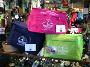 Ride The Wind Surf Shop, Collapsible Cooler Bags