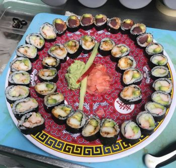 Jason's Restaurant, Thursday Night Sushi