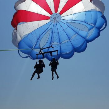 Win a Free Parasailing Flight & Kayak Rental!