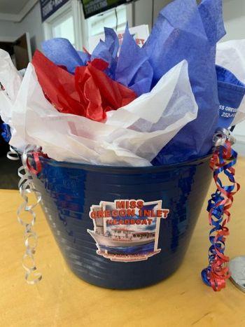 Miss Oregon Inlet's Bucket of Fun