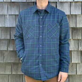 Ride The Wind Surf Shop, Waterman Insulated Flannel