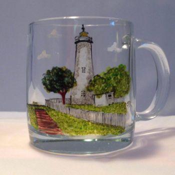 Village Craftsmen, Ocracoke Lighthouse Mugs