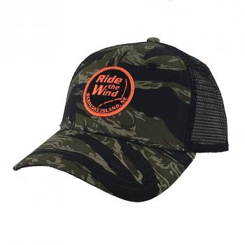 Ride The Wind Surf Shop, RTW CIRCLE PATCH