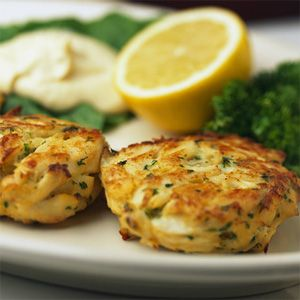Ocracoke Oyster Company, Traditional Maryland Crab Cakes