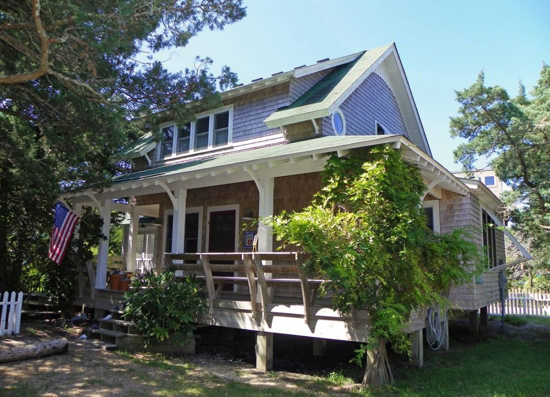 Ocracoke island realty vacation rentals outer banks nc for Ocracoke cabin rentals