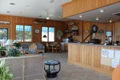 Pony Island Motel Lobby