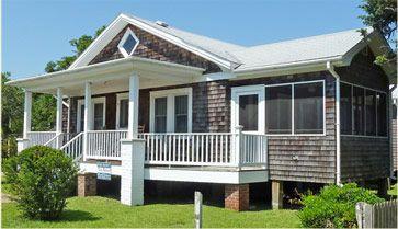 Dad's Retreat Cottage - Ocracoke Harbor Inn