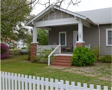 Morning Star Cottage - Ocracoke Harbor Inn