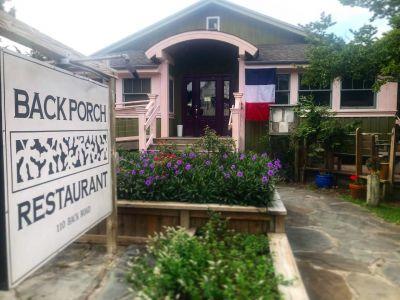 Back Porch Restaurant photo