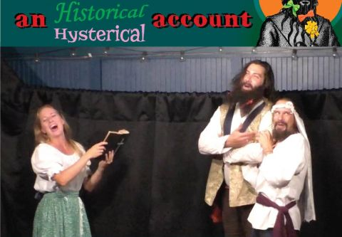 Ocracoke Alive, Learn About Blackbeard