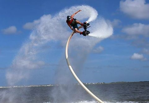 Kitty Hawk Surf Co., Flyboard Lessons