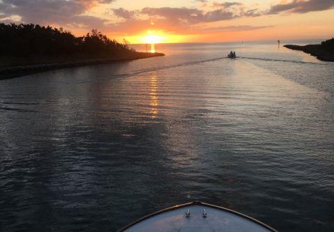 Fish Ocracoke, Sunset Cruise