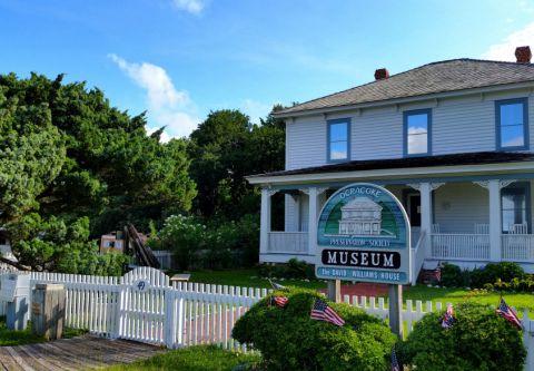 Ocracoke Preservation Society, Visit Ocracoke's Historic Museum