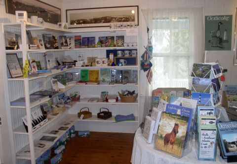Ocracoke Preservation Society, Shop Historic Ocracoke Gifts
