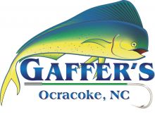 Gaffer's Restaurant on Ocracoke Island