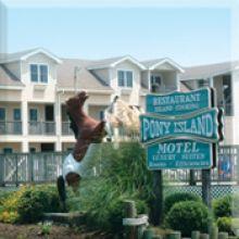 Pony Island Motel