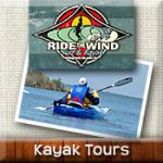 Ride The Wind Kayak Trips
