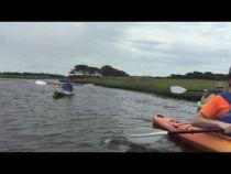 Ride The Wind Kayak Trip